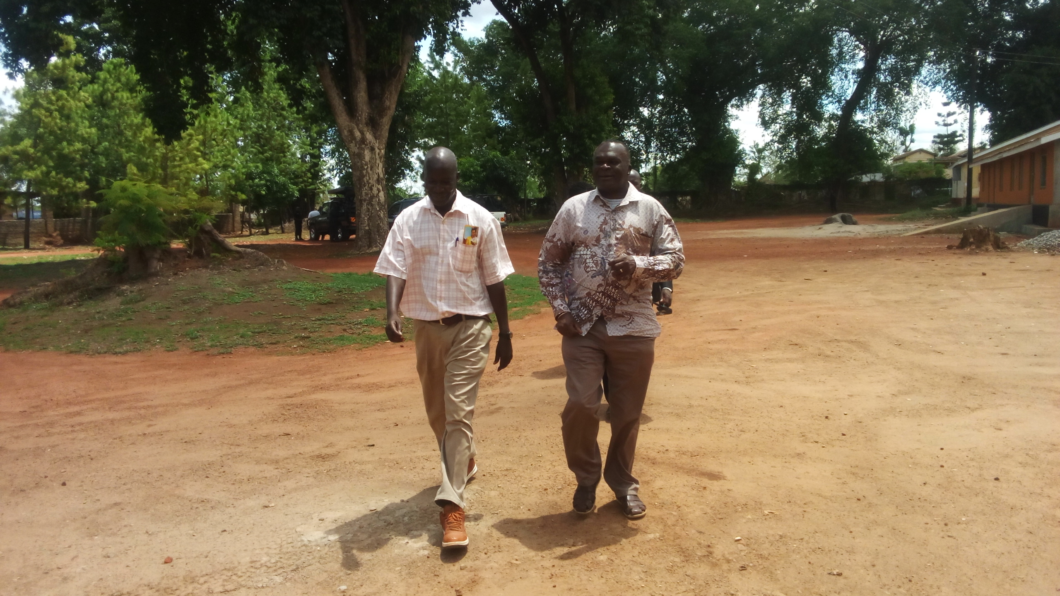 DCJ Owiny Dollo Impressed by NTH's Interventions in  Transforming Agricultural Sector.